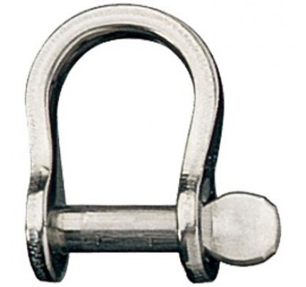 Ronstan-RF637-Grillo a cetra, diametro perno 9.5mm, in acciaio inox-21