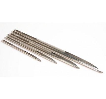 Selma-SE-SETIMP4-Set Aghi acciaio Inox per impalmatura scotte del 4-5,5 7,5 10 mm-20
