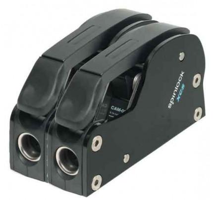 Spinlock-XCS1216/2B-Doppio verticale nero Ø12-16mm-20