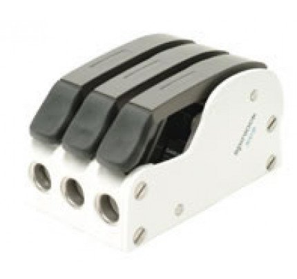 Spinlock-XCS1216/3W-Triplo verticale bianco Ø12-16mm-20