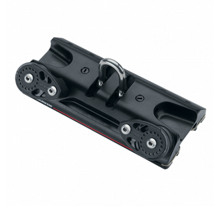Harken-HKT3221B.HL-32 mm High-Load Car Forged Shackle, 2:1 Carrello alti carichi/grillo/ESP paranco 2:1-20