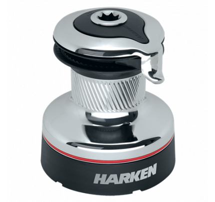 Harken-HK40.2STC-40 Self-Tailing Radial Chrome Winch 2 Speed-20