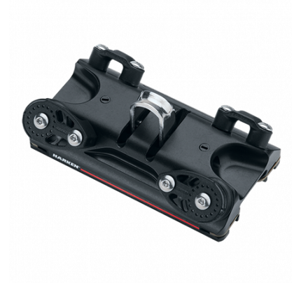 Harken-HKT2731B.HL-27 mm High-Load Car Shackle, 3:1 Carrello alti carichi/grillo/ESP paranco 3:1-20