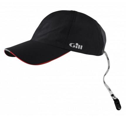 Cappellino idrorepellente Race con clip di ritenuta