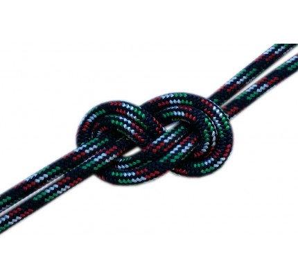 Gottifredi Maffioli-TROLIM-ITA-Doppia treccia in Dyneema SK78 OLYMPIC 78 Ø4-7mm bandiera Italiana blu navy-22