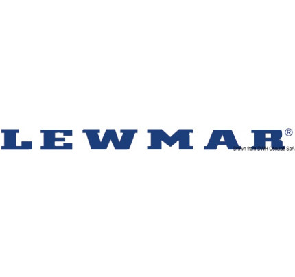 Lewmar-68.850.05-Top cap 1 for winch model 50ST-20