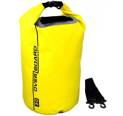 OverBoard-OB1006Y-Sacca stagna Dry Tube 30Lt colore giallo-21