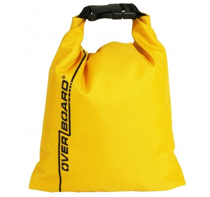 OverBoard-OB1031Y-Busta impermeabile Dry Pouch da 1lt 15x11,5cm colore giallo-21