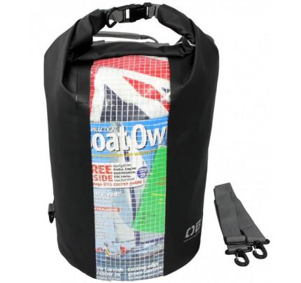 OverBoard-OB1058BLK-Sacca stagna Dry Tube 30lt colore nero con finestra-21