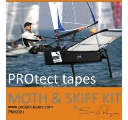 PROtect tapes-PT-PMK001-Kit nastri protettivi per Moth e skiff 8 pezzi-25