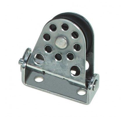 Viadana-15.77-Rinvio verticale pivotante Ø25mm, cavo Ø4mm-21