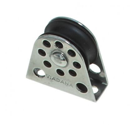 Viadana-15.78-Rinvio verticale singolo Ø25mm, cavo Ø4mm-21