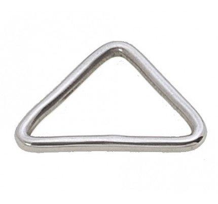 Viadana-55.05-Triangolo larghezza interna 51mm, diametro filo 5mm, in acciaio inox-20