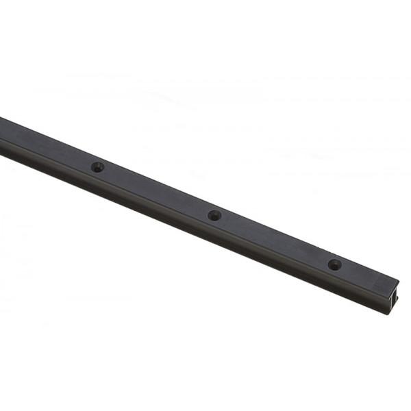 Viadana-24.17H-1.5-Rotaia 18mm doppia T in lega forata e anodizzata dura da 1,5m-30
