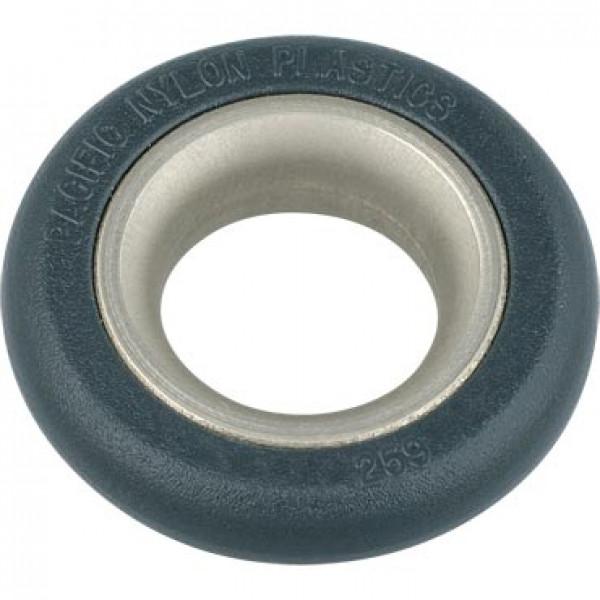 Ronstan-PNP259-Boccola rotonda in nylon Ø13mm H5mm con profilo acciaio inox-30