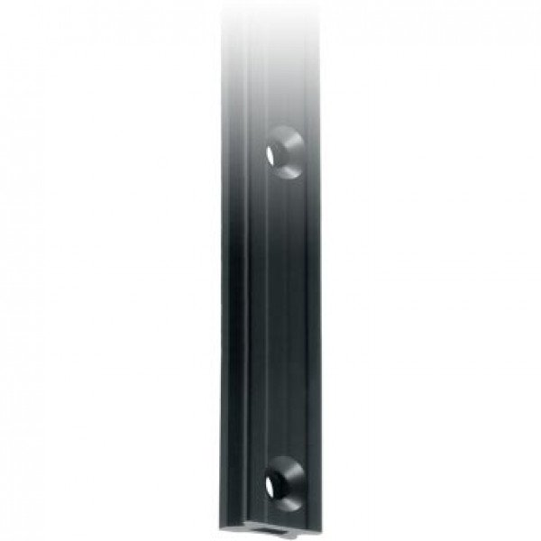 Ronstan-RC1301-2.0-Serie 30 Mast Track, Black, 2025mm M8 CSK fastener holes. Pitch=-30