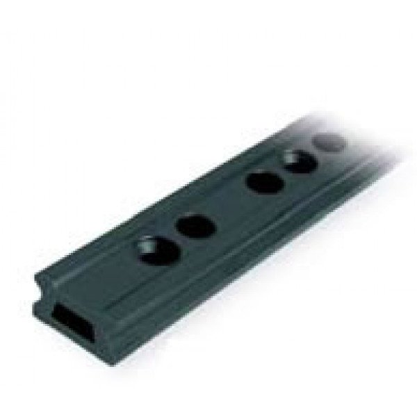Ronstan-RC1420-2.0-Serie 42 Track, Black, 1996 mm M10 CSK fastener holes. Pitch=100-30
