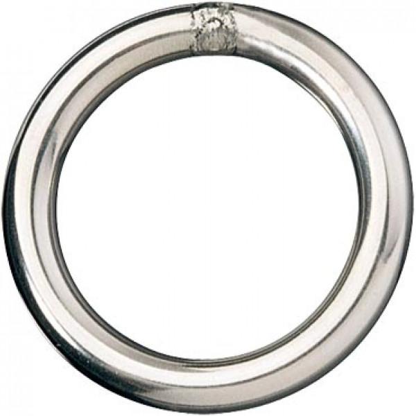 Rwo-R4141-Anello in acciaio Inox Ø10mm con filo 3mm-30