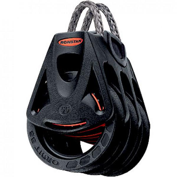 Ronstan-RF55301-Serie 55 BB Orbit Block™, Bozzello triplo-30