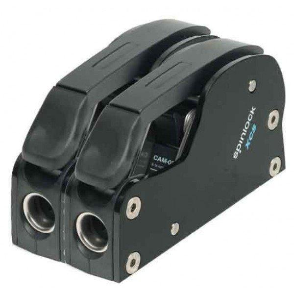 Spinlock-XCS1216/2B-Doppio verticale nero Ø12-16mm-30