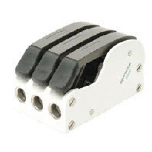 Spinlock-XCS1216/3W-Triplo verticale bianco Ø12-16mm-30