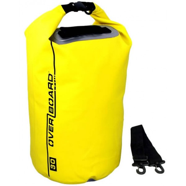OverBoard-OB1006Y-Sacca stagna Dry Tube 30Lt colore giallo-31