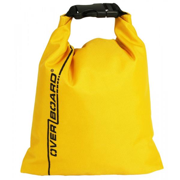 OverBoard-OB1031Y-Busta impermeabile Dry Pouch da 1lt 15x11,5cm colore giallo-31