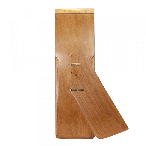 Optiparts-OP-11153-Set deriva e timone scuola in legno per Optimist con ferramenta-32