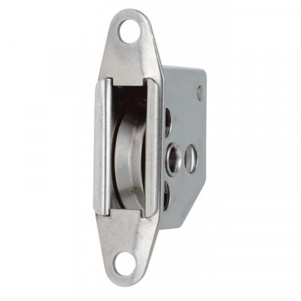 Selden-PM505-079-01-Puleggia a sfere acciaio inox ad incasso per drizza spi-30