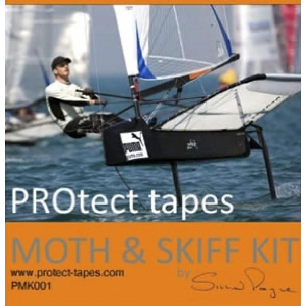 PROtect tapes-PT-PMK001-Kit nastri protettivi per Moth e skiff 8 pezzi-35