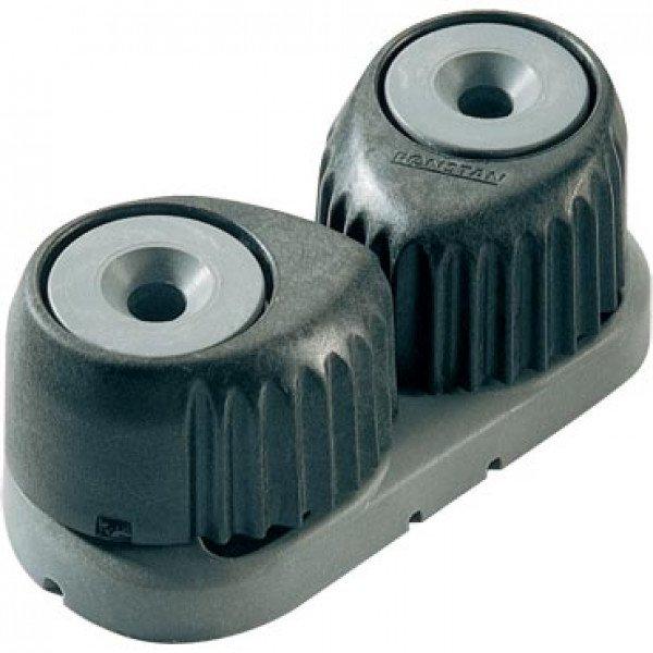 Ronstan-RF5020-Strozzascotte dimensione grande interasse 50mm colore grigio-31
