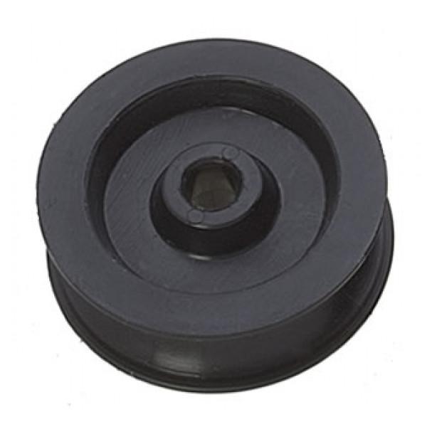 Viadana-21.09-Puleggia nylon Ø53mm, D2:8.2mm, D3:10mm, S:15.7mm-30